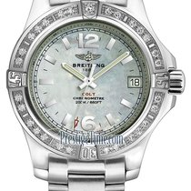 Breitling Colt Lady 33mm a7738853/a770-ss