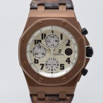 Audemars Piguet Royal Oak Offshore Safari DLC Bronze TEW