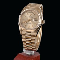 Rolex President Day-Date Yellow Gold  Men Size