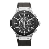 Hublot Big Bang Aero Bang 44mm Automatic Stainless Steel Mens...