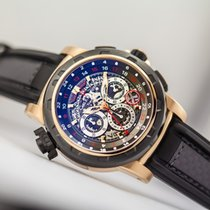 Carl F. Bucherer Patravi TravelTec FourX Rose Gold Limited...
