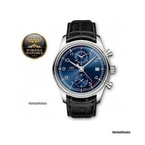 IWC - Portoghese Chronograph Laureus Sport For Good Foun Ref....