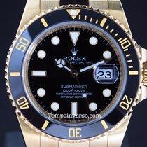 Rolex Submariner date yellow gold full set 1st series
