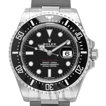 Rolex Sea-Dweller Black/Steel Ø43mm - 126600