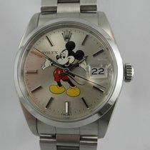 Rolex Oyster Precision, Q.te topolino ,Mickey mouse  dial