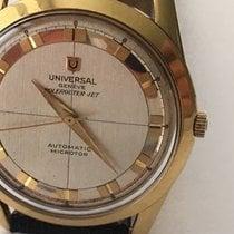 Universal Genève 18K Gold Polerouter Jet