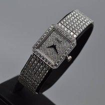 Πιαζέ (Piaget) 18K White Gold Full Pave Diamonds FULL SET RARE