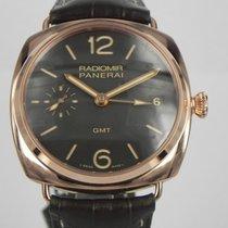 Panerai RADIOMIR GMT ROSE GOLD PAM421