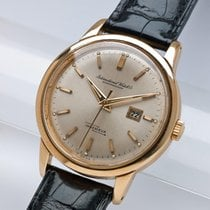 IWC 18ct gold Ingenieur 666