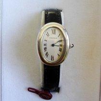 Cartier BAIGNOIRE 18k White Gold