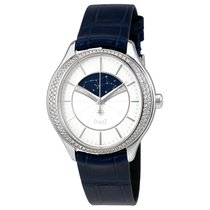 Piaget Limelight Stella White Dial Ladies Diamond Watch