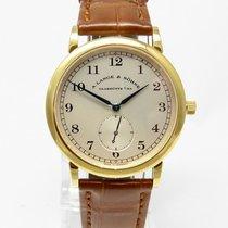 A. Lange & Söhne 1815 Gelbgold 206.021 Handaufzug 36 mm