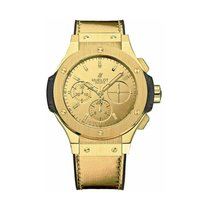 Hublot Big Bang Zegg & Cerlati Yellow Gold  44MM