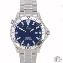 Omega Seamaster 42mm | 300m Chronometer Blue Dial | 2255.80