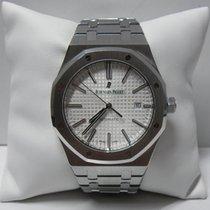 Audemars Piguet Royal oak white dial