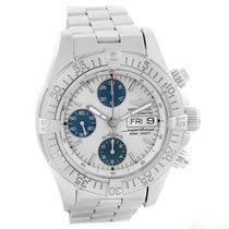 Breitling Aeromarine Superocean Automatic Steel Watch A13340