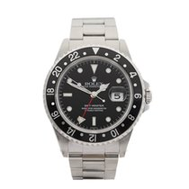 Ρολεξ (Rolex) GMT-Master Stainless Steel Gents 16700 - W4086