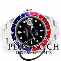 Rolex GMT-Master II 16710 40 MM 2007 Ser . Z 3319 Rectangular...