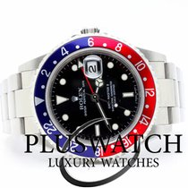 Rolex GMT-Master II 16710 40 MM 2007 Ser . Z 3319 Rectangular...