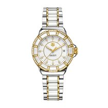 TAG Heuer Formula 1 37mm Date Quartz Ladies Watch Ref WAH1221....