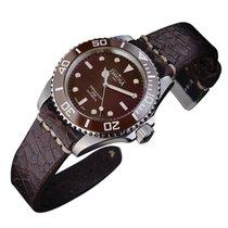 Davosa Swiss Ternos Vintage 16155595 Diver Men Wrist Watch...
