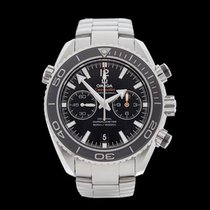 Omega Seamaster Planet Ocean Stainless Steel Gents 232.30.46.5...