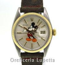 Rolex Datejust Quadrante Mickey Mouse Topolino Aftermarket 16013