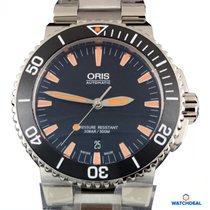Oris Aquis Date 01 733 7653 4159-07 8 26 01PEB