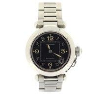 Cartier Pasha C black dial
