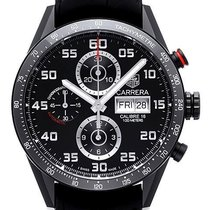 TAG Heuer Carrera Automatik Chronograph Day Date CV2A81.FC6237