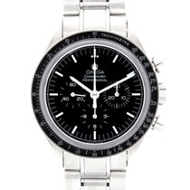 Omega Speedmaster Moon Watch Stainless Steel Cal 1863 35735000