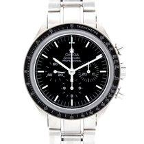 Omega Speedmaster Moon Watch Stainless Steel Cal 1863 35735000