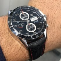 TAG Heuer Carrera Calibre 16 Day-Date Ref CV2A10