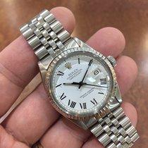 Rolex Datejust Men's Stainless Steel Watch 36mm