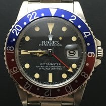 Rolex GMT Master 16750 Mint Conditions
