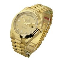 Rolex Unworn 218238 Day-Date II President - Yellow Gold -...