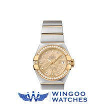 Omega Constellation Co-Axial 27 MM Ref. 123.25.27.20.57.002