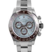 Rolex Men's Platinum Rolex Daytona Watch 116506