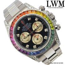 롤렉스 (Rolex) Daytona 116509 - 116599RBOW Rainbow white gold...