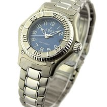 Ebel 9087321/4665P Discovery in Steel - on Steel Bracelet with...
