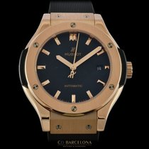 Hublot Classic Fusion Rose Gold  2017 NEW 582.OX.1180.RX