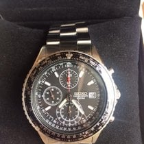 精工 (Seiko) Flightmaster Pilot Chronograph SND253P1 men's...