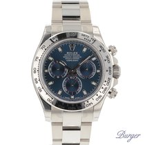 Rolex Cosmograph Daytona White Gold NEW
