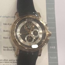 Breguet Marine Tourbillon Chronograph PINK 60% OFF