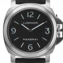 Panerai Luminor Base Titan Handaufzug Armband Kautschuk 44mm...