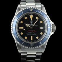 Rolex SEA-DWELLER 1665 DOUBLE RED MARK III