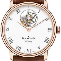 Blancpain Villeret 12 Days Tourbillon 42mm 66240-3631-55b