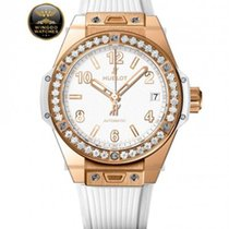 Hublot - BIG BANG - ONE CLICK KING GOLD WHITE DIAMONDS