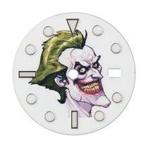 Rolex Submariner/GMT-Master II Joker Print Custom Dial White...
