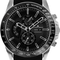 Jacques Lemans Liverpool GMT 1-1635A Herrenchronograph Sehr...